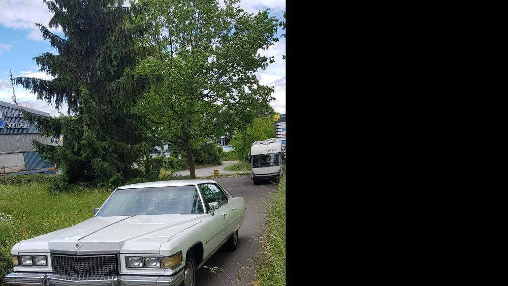 CADILLAC de Ville (Veteran) (Limousine)